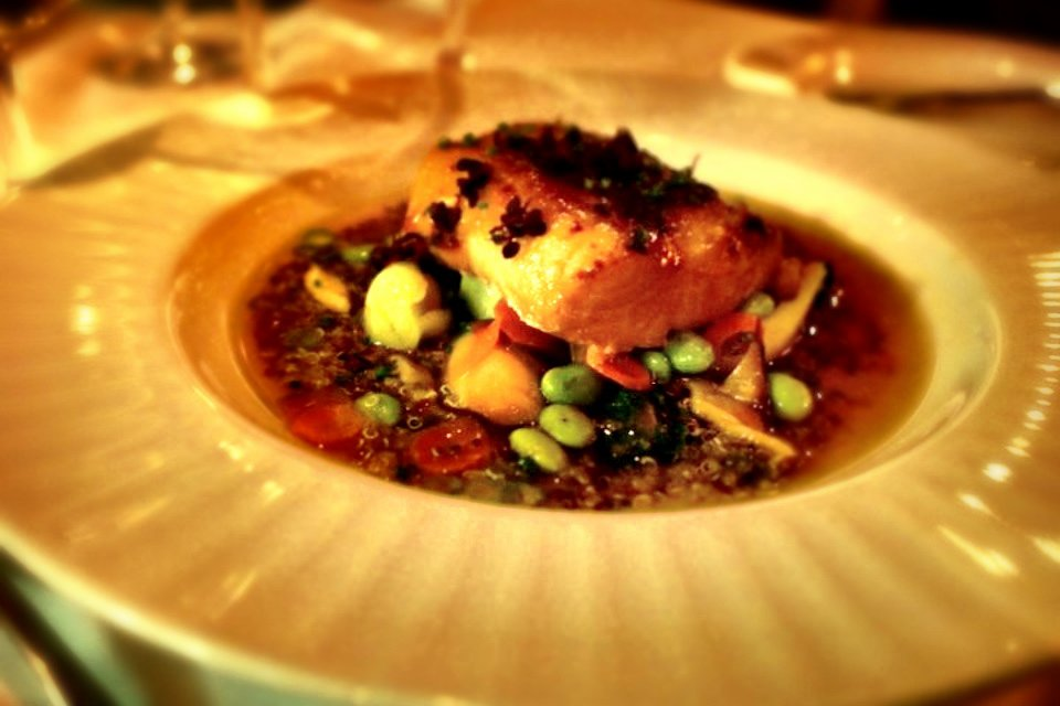 West Coast Sable Fish -  Blue Water Cafe