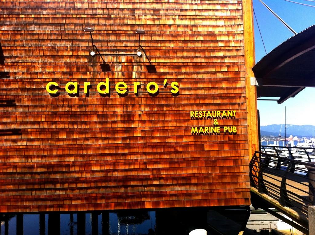 Cardero's Restaurant & Marine Pub