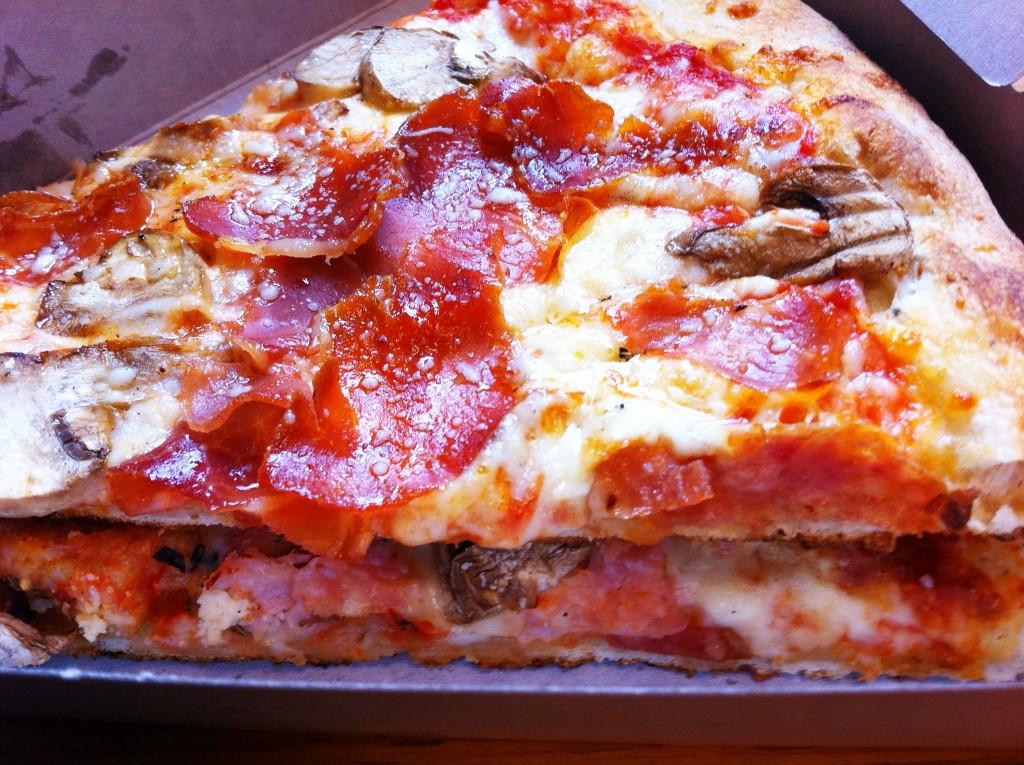 Prosciutto Mushroom @ Ragazzi Mobile Pizzeria