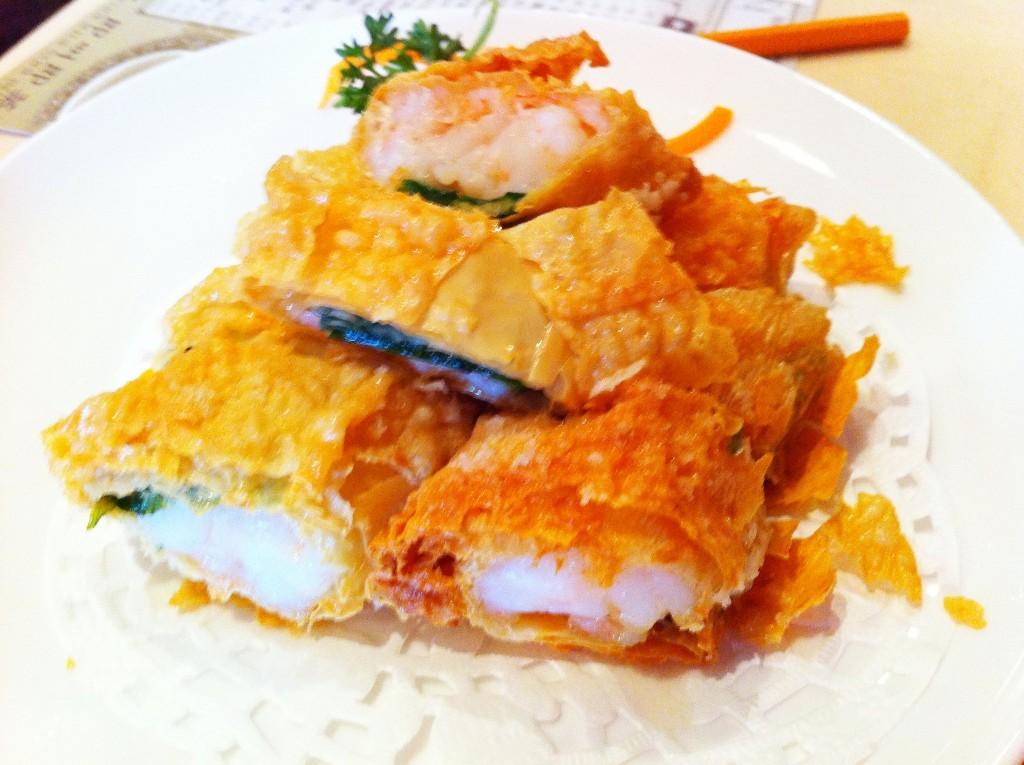 Prawn Spring Rolls- Neptune Seafood