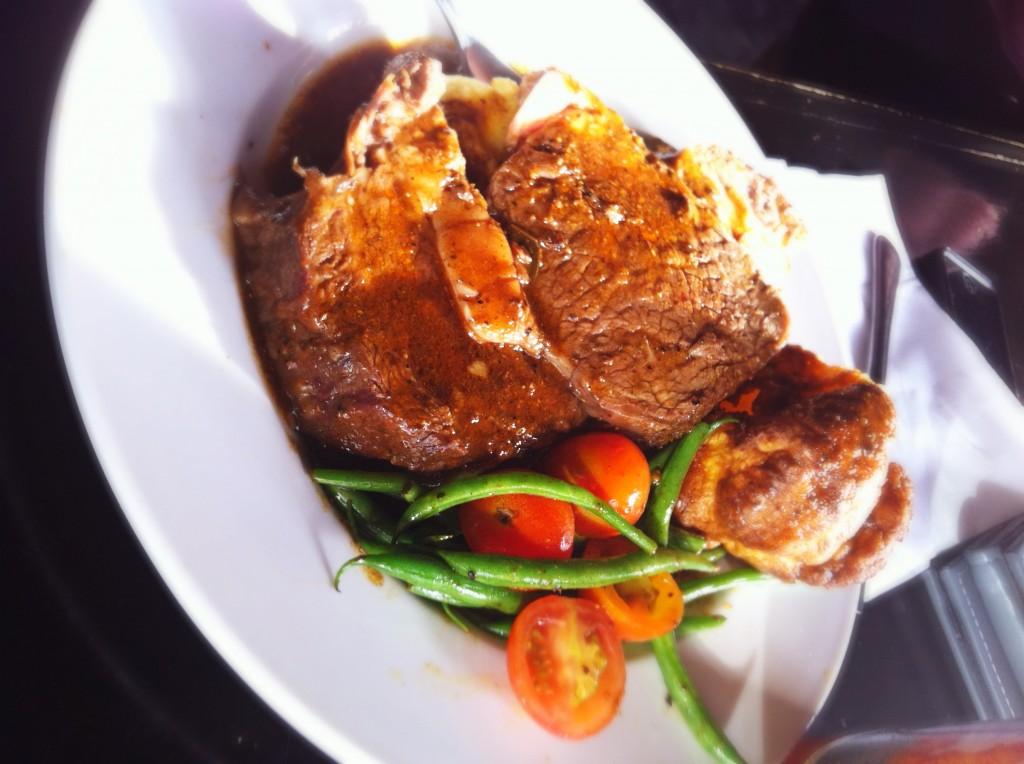Alberta AAA Prime Rib Dinner