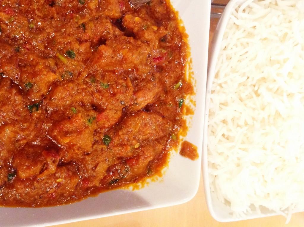 Rogan Joshi @Ginger Indian Cuisine